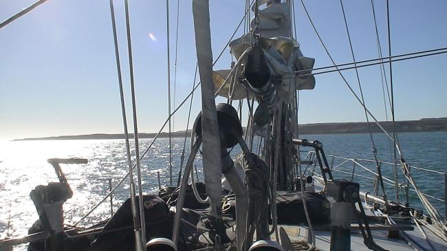 02- Golfo de S. Jorge - Cabo 3 Puntas