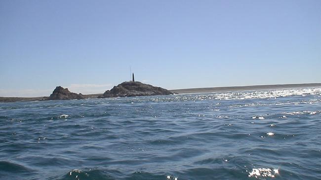 03- Golfo de S.Jorge - Cabo Blanco