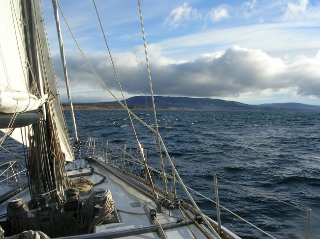 10. Estrecho de Magallanes
