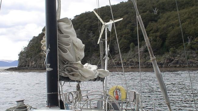 10- Puerto Banner - Isla Picton