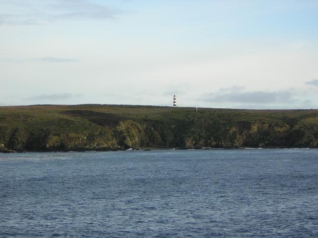 Isla Observatorio - Faro Año Nuevo
