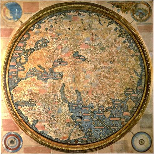 1459 Fra Mauro - Mappa Mundi