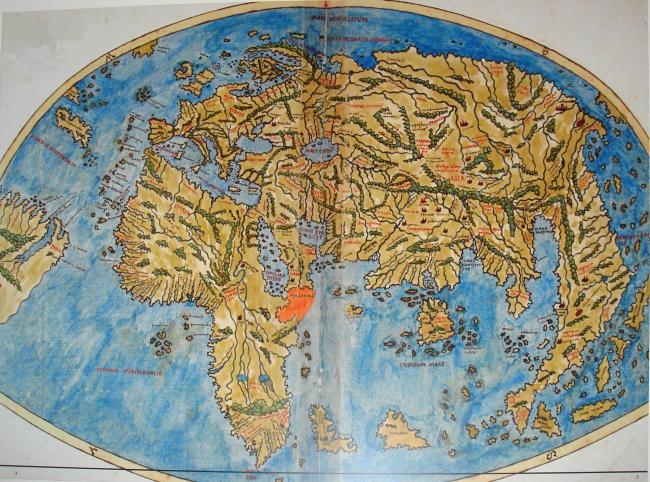 1520 Pietro Coppo, Pietro - Orbis Mundi