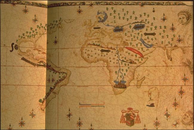 1525 Salviati - Orbis Universalis