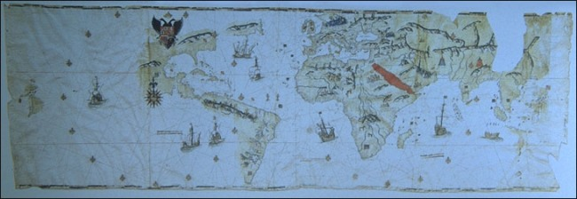 1526 Vespucci, Juan - Orbis Universalis