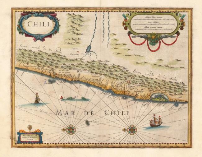 1636 Jansonnius, Joan - Chili
