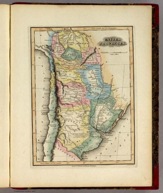 1831 Fielding Jr., Lucas - United Provinces