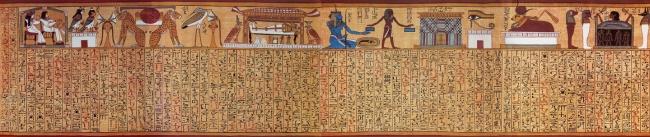 papiro de Ani Laminas-7-y-8